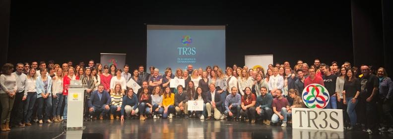 Conferencia TR3S Laboratorios Rubió